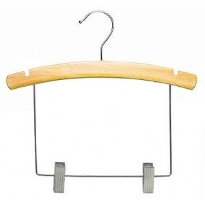 Arched Combination Display Hanger - 10""