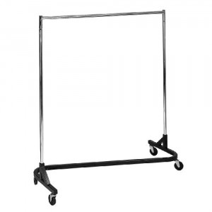 Commercial Grade Nesting Z-Rack w/ Black Base