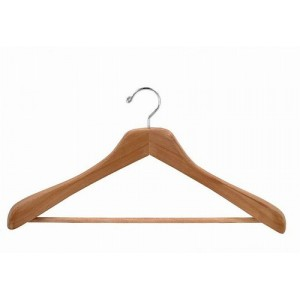 Aromatic Red Cedar Ultimate Wide Curved Suit Hanger