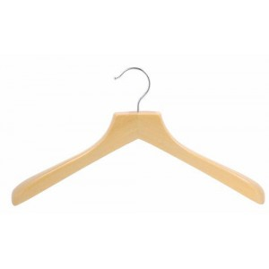 Classic Curved Coat Hanger