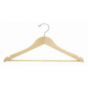 Petite & Small Space Saver Smart Suit Hanger